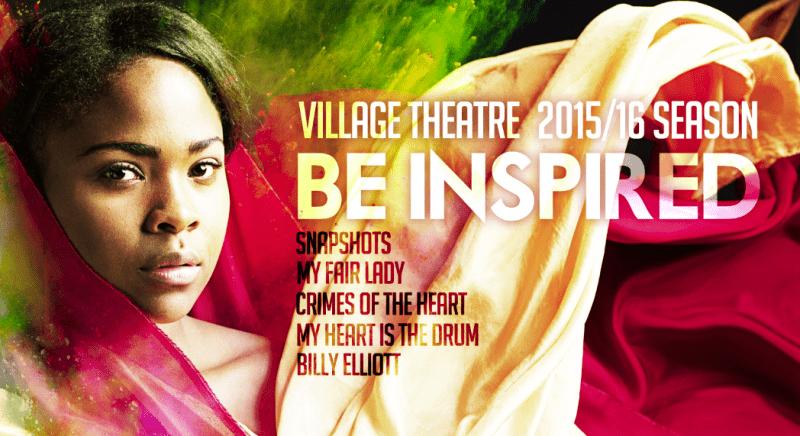 Village Theatre Season Brochure