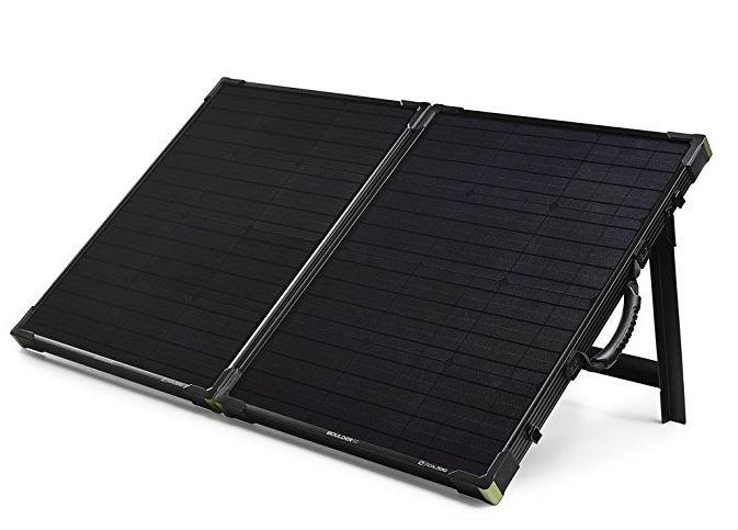 Goal Zero Yeti 1000 Solar Power Station Mark Kitaoka